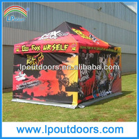 3x3m advertising pop up canopy folding tent