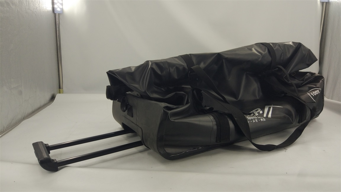 travel duffel bags with wheels large space