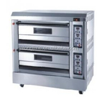 CE stainless steel gas pizza oven / pizza maker / mini pizza oven