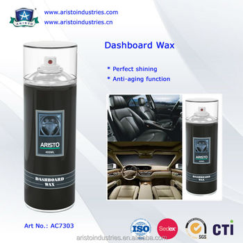 Aristo Car Dashboard Wax