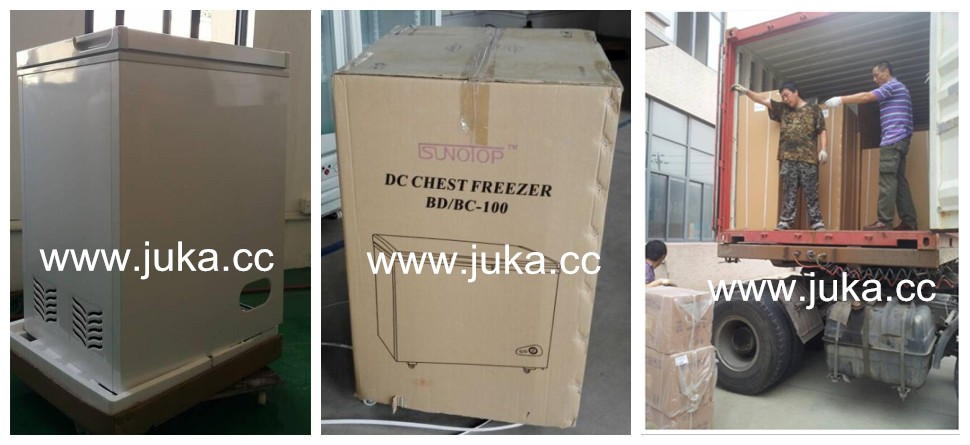 DC POWER BD/BC-268 contact 24v freezer