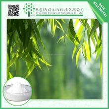 Aspen bark extract salicin 25% 50% 98%powder for cosmetic industry