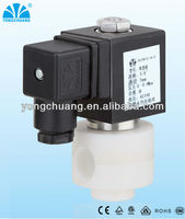 beer and softdrinks dispenser solenoid valve