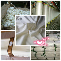Export to Germany with pure silk Bosky fabric with protein fiber from Tongxiang City ,China Mainland