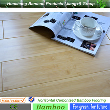 2016 CE ISO Certified Bamboo flooring factory chocolate bamboo floor