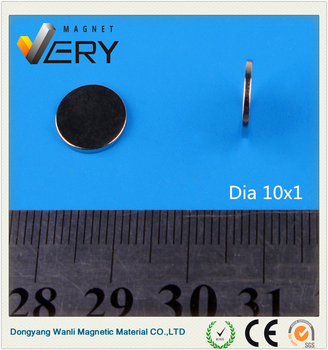 Brand new adhesive magnet mobile phone magnet neodymium magnet sheet with high quality