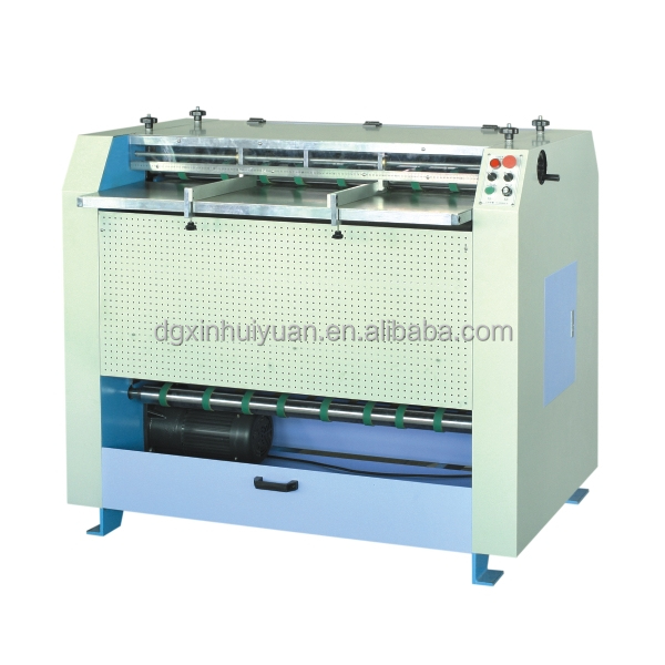 XY-1200 Grooving Machine Can Make the Jewelry Box