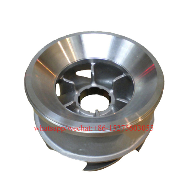Qingdao agriculture machinery parts stainless steel gear precision casting