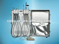 HUAER Easily transported mini portable dental unit- promotion now