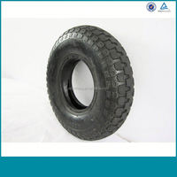Hot Selling Rubber Tyre for Light Weight Industrial Wheelbarrow