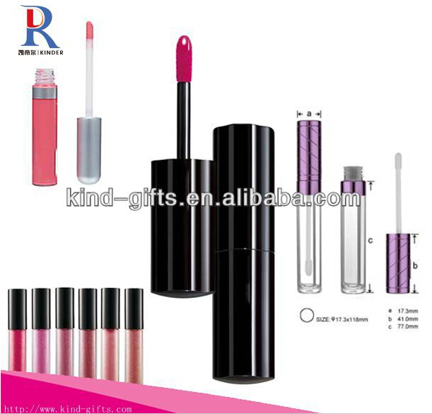 Bling empty wholesale lip gloss