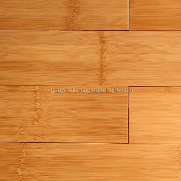 Eco-friendly cheap indoor solid bamboo flooring