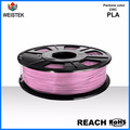 ABS Metallic Color RoHS Reach 3D printing filament Copper Bronze