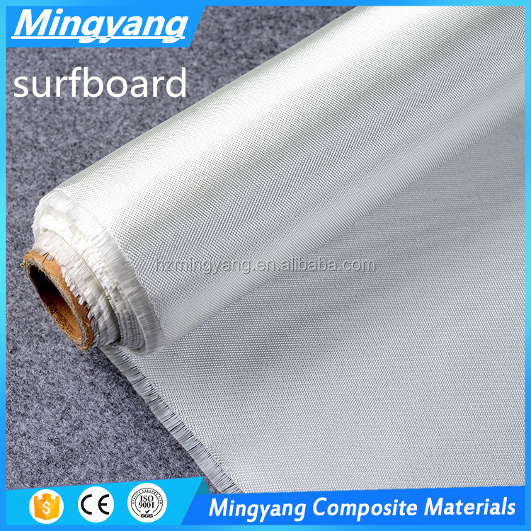 Surfboard fiberglass fabric glassfiber cloth
