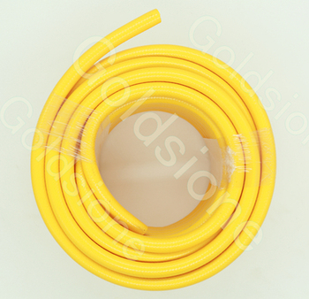 PVC Plastic High Pressure Hydraulic Fiber Reinforced Braided Air Spray Pipe Hose