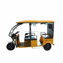 2018 New Design Passenger Tricycle E Rickshaw,tuk tuks,bajas,scotter.