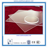 Hot Sale New Clear Flat Tempered