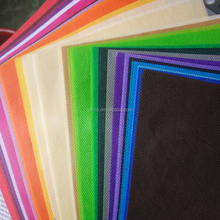 Any Color Polypropylene Spunbonded Nonwoven Fabric