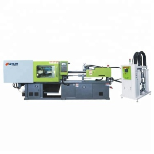 High Efficiency Horizontal silicone injection molding machine for nipple