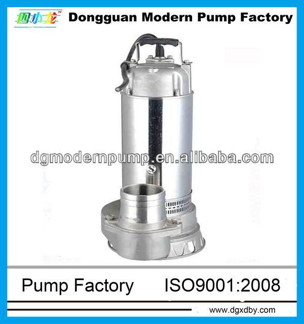 QD series 2 inch submersible pump
