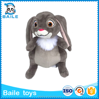 2016 kids toy plush zanies rabbit toys in usa