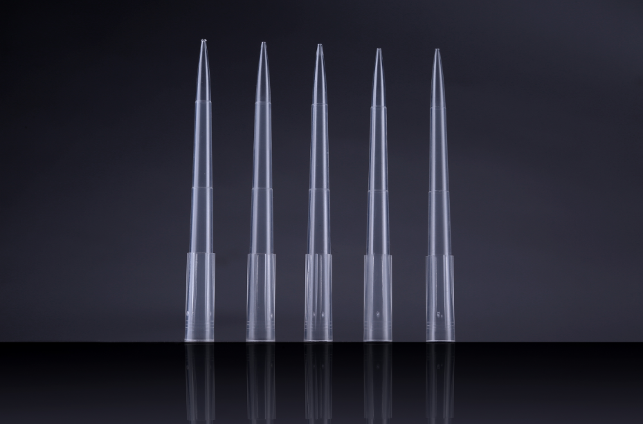 Laboratory consumables PP material manual pipette tips
