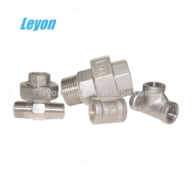 good quality jis/sus 201 2 inch stainless steel pipe fitting cap food grade