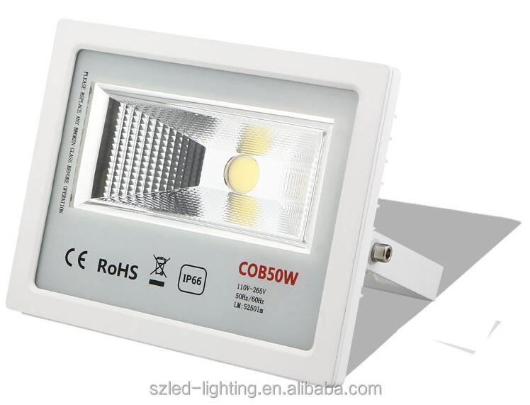 50W high quality Epistar waterproof IP65 COB <strong>led</strong> flood light