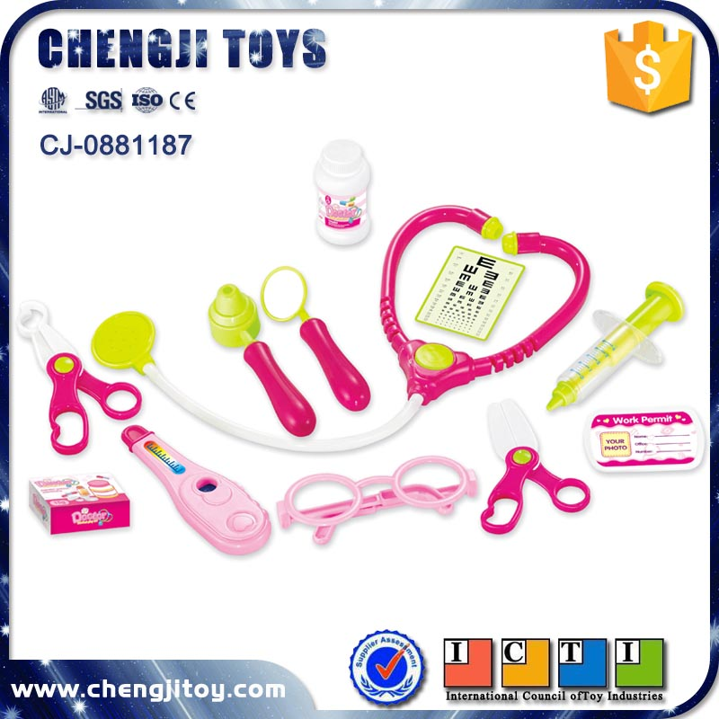 Hospitale play set toy medical equipment toys