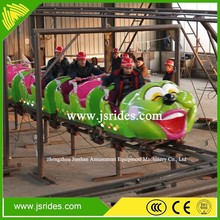 Theme park outdoor ride animal roller coaster for sale