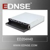 ED204H40 2u 4 bays SATA/MINI-sas good design rackmount case