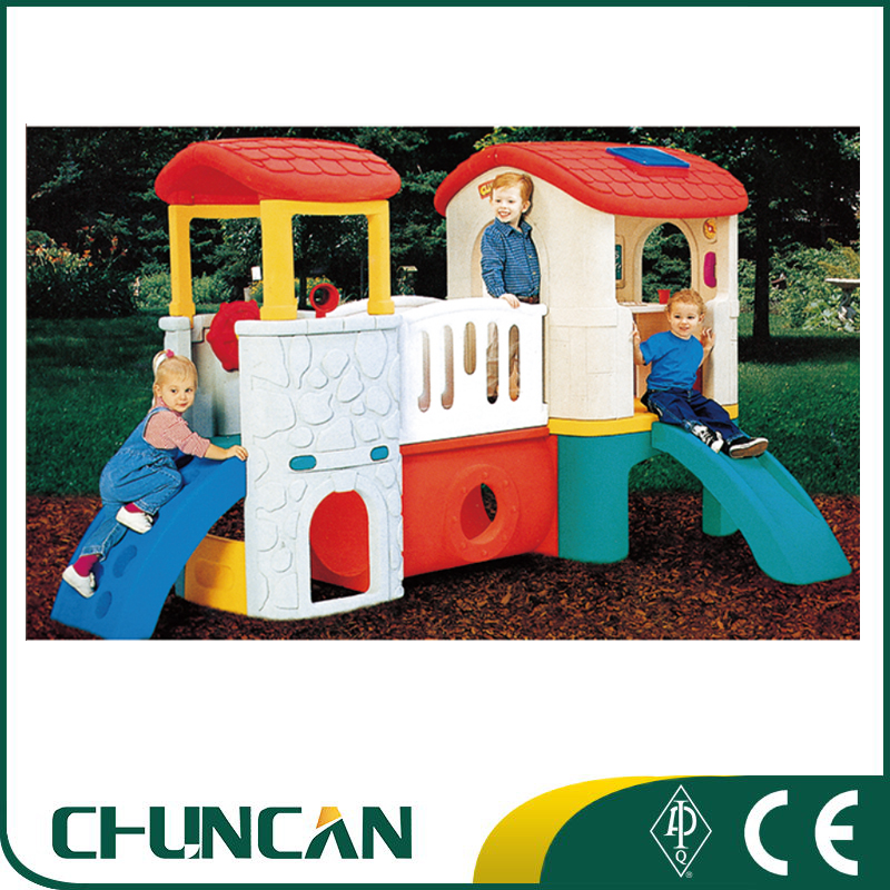 2015 Chuncan hot sale kids indoor playground indoor play house