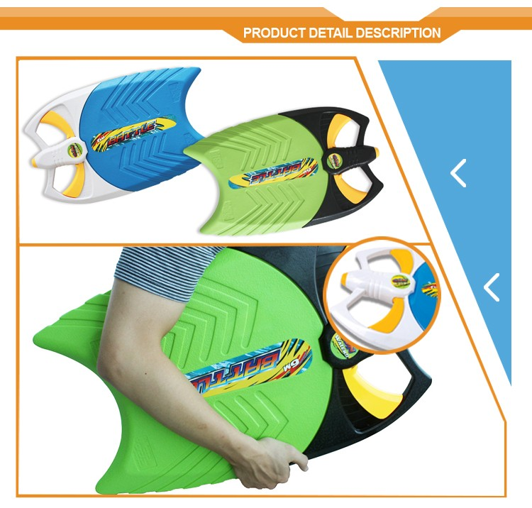 Swimming toy kids surf board water gun