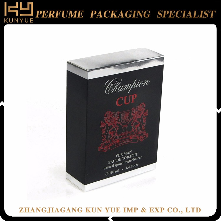 Special Design Widely Used Perfume/Cosmetic Packaging Box