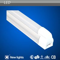 High Lumen 4ft Aluminum Surface Mounted LED Light Fixtures T8 LED Tube Light Fixture