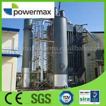 small scale biomass pyrolysis gasification power generation system