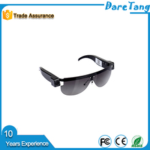 Newest sunglass WIFI full HD 720P Network control hidden spy Camera with motion detect