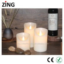 2017 New coconut candle wax led candle With the Best Quality