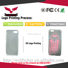 Custom print logo tpu mobile phone case for iphone 7 tpu case,for iphone 7 case tpu transparent