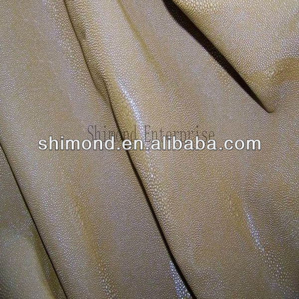 Emboss PU and PVC Leather for Ladies Garment