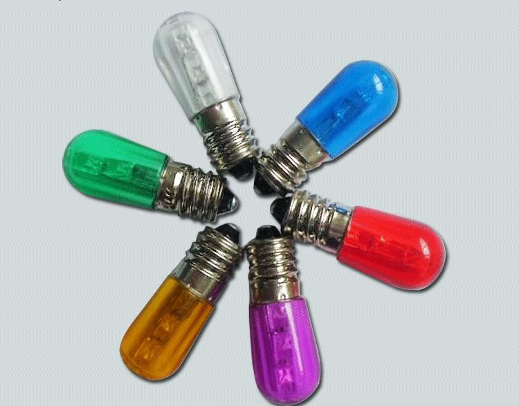 14v 24v E14 0 3w Dip Led Light E14 Led Bulb Lights 2600k