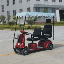 2 seat electric roof scooter for sale DL24800-4 with CE(China)