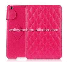 IMUCA diamond pattern Leather For iPad Mini 2 Case