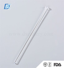 Wholesale Long Handle Clear Coffee Cocktail Custom Plastic Swizzle Sticks