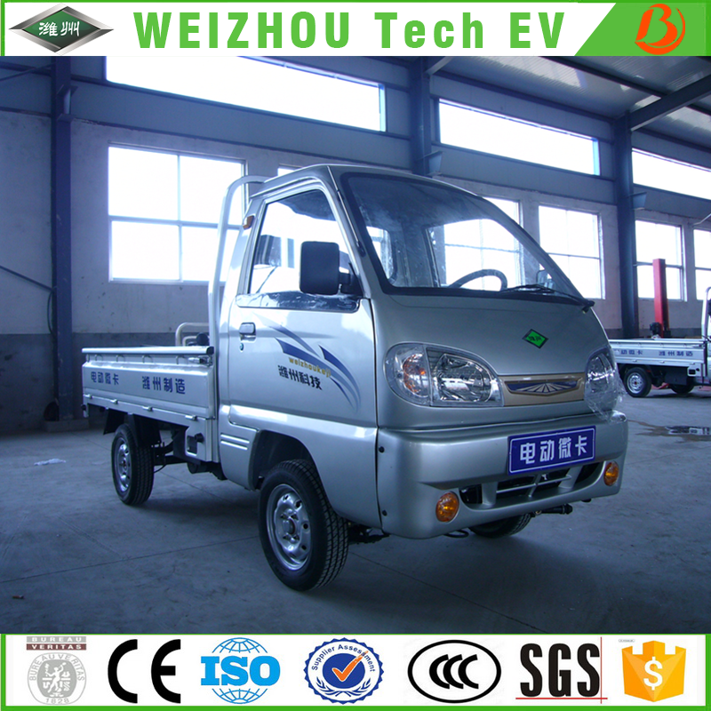 High Quality Different Standard Electric Pickup Trucks with Optional Parts Price List