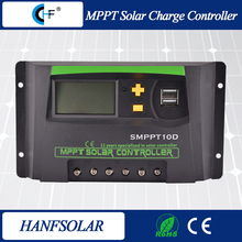 Inverter LCD Display 10A mppt Solar Charge Controller
