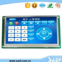 4.3 inch industrial serial interface lcd display with sd card in mobile phone lcd screen
