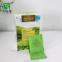 Chinese herbal benefit anti-constipation tea