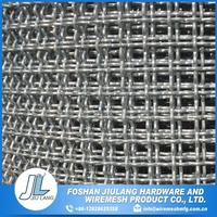 China wholesale rotproof barbecue wire meshd stainless crimped wire mesh
