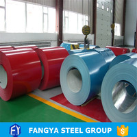 Color Coils ! ppgi south africa galvanized zinc coated corrugated steel sheet made in China